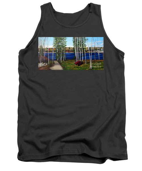 Cottage Life Tank Top