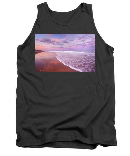 Cotton Candy Sunset. Tank Top