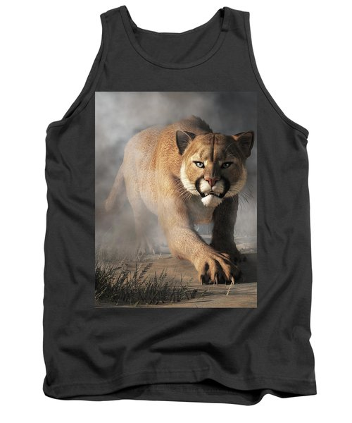 Cougar Is Gonna Get You Tank Top