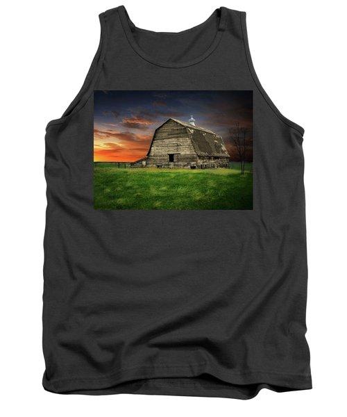 Country Barn Tank Top