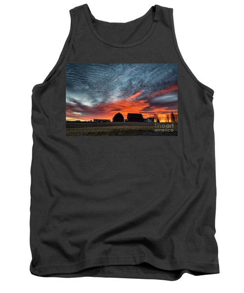Country Barns Sunrise Tank Top