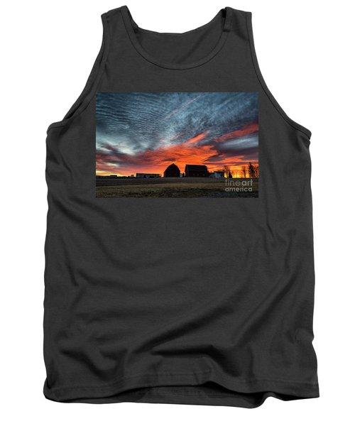 Country Barns Sunrise Tank Top