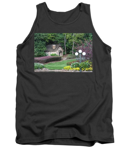 Country Cottage Tank Top