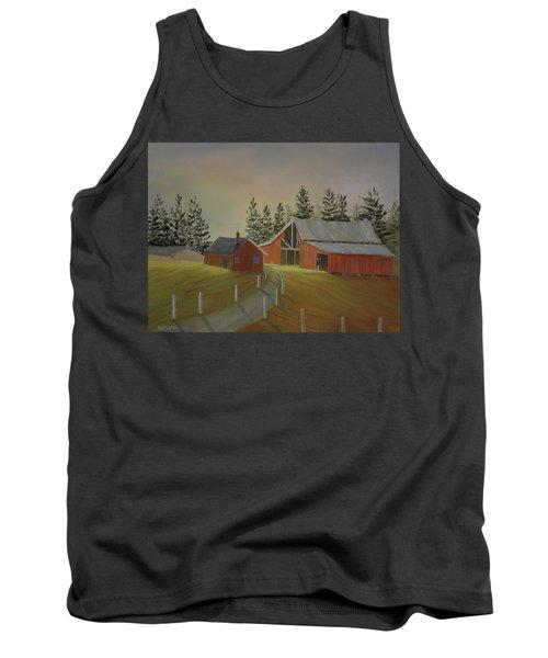 Country Farm Tank Top