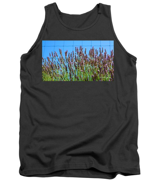 Country Lavender IIi Tank Top