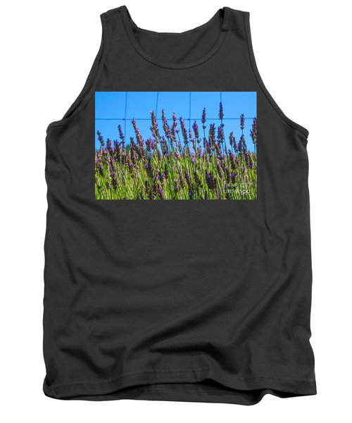 Country Lavender Vii Tank Top