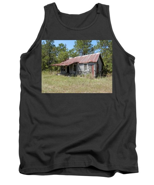 Country Living Gone To The Dawgs Tank Top by Belinda Lee