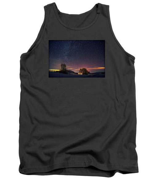 Country Night Life Tank Top