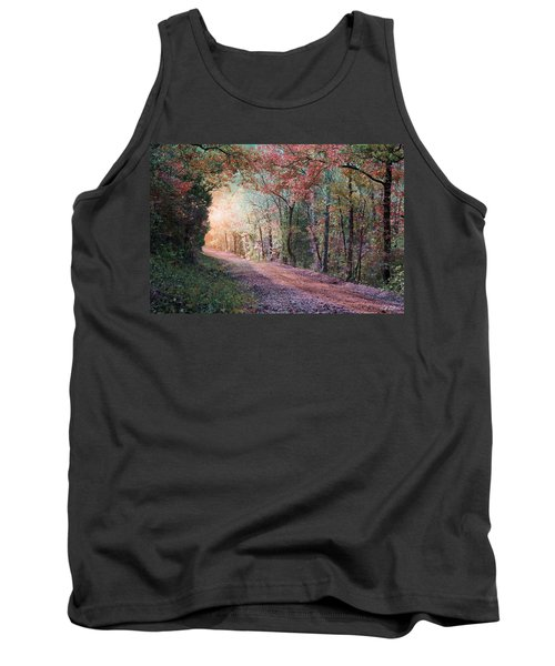 Country Road Tank Top by Bill Stephens
