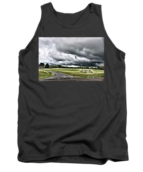 Country Road L Tank Top