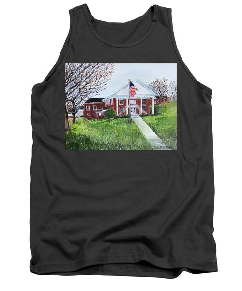 Courthouse Tank Top