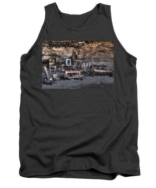 Cowboy Camp 1880s Tank Top