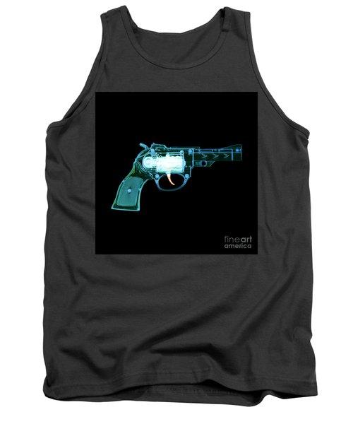 Cowboy Gun 001 Tank Top