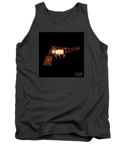 Cowboy Gun 002 Tank Top
