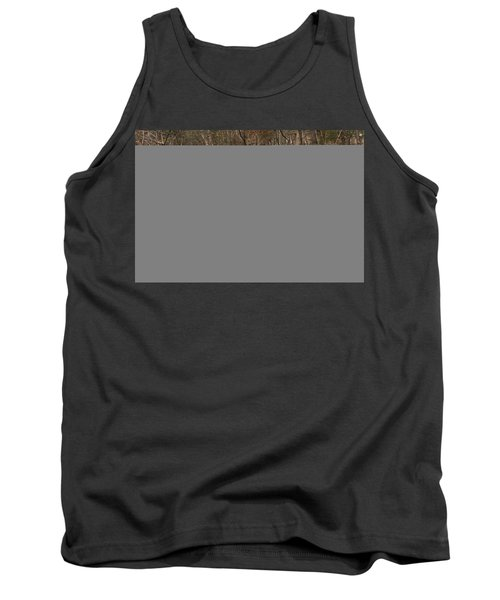 Tank Top featuring the photograph Coxing Kill In March #1 by Jeff Severson