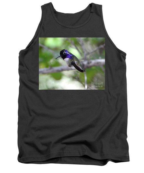 Coy Costa's Hummingbird Tank Top