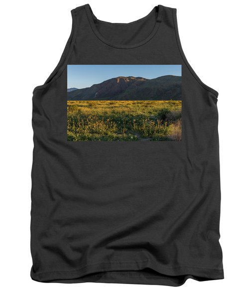Coyote Mountain And Henderson Canyon Road Tank Top