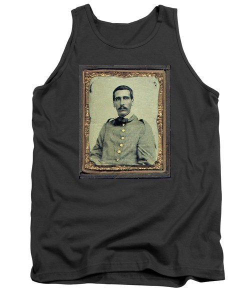 Cprl. Thomas G. West, Csa Tank Top