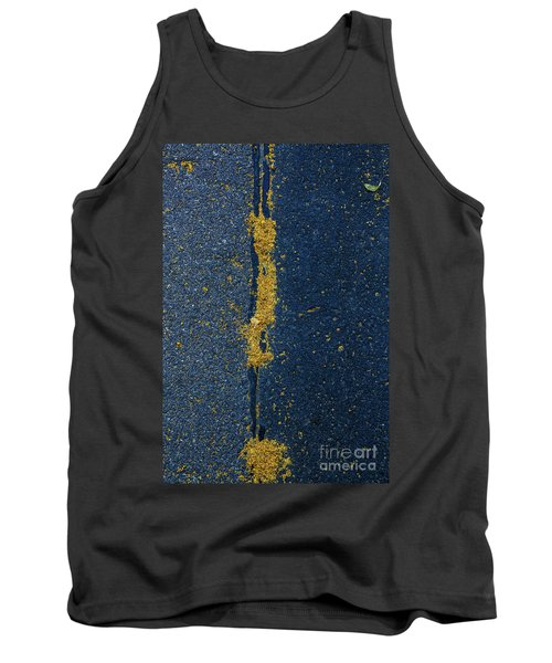 Cracked #4 Tank Top