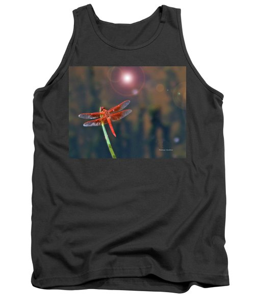 Crackerjack Dragonfly Tank Top