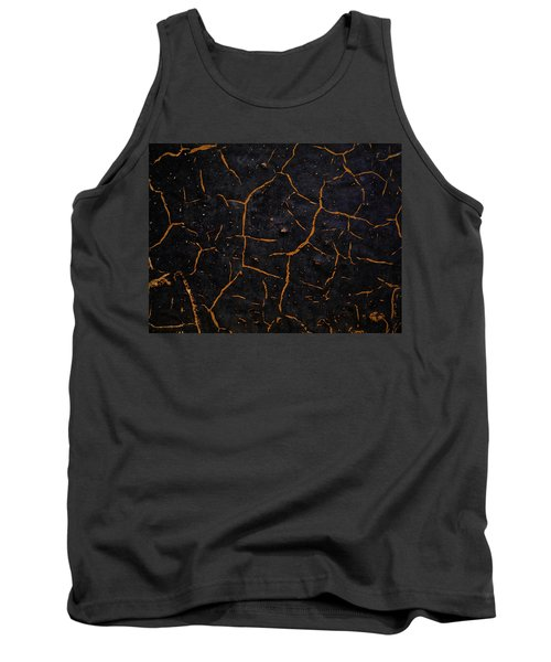 Tank Top featuring the photograph Cracking Paint by Jason Moynihan