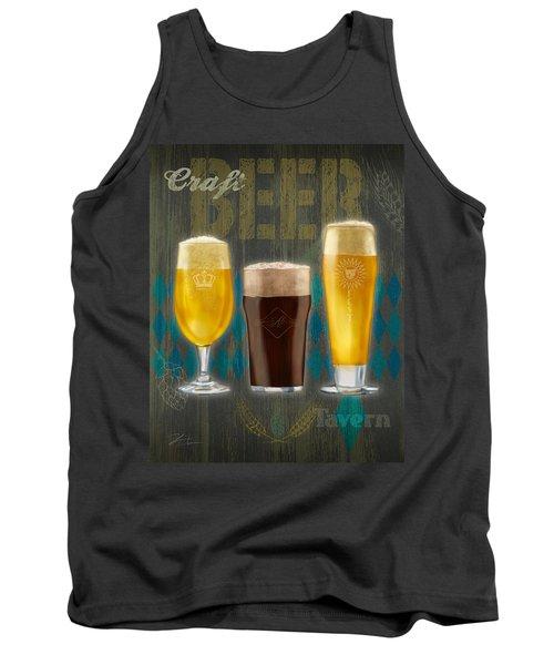Craft Beer Tank Top