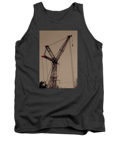 Crane's Up Tank Top