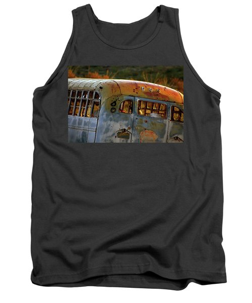Tank Top featuring the photograph Creepers by Trish Mistric