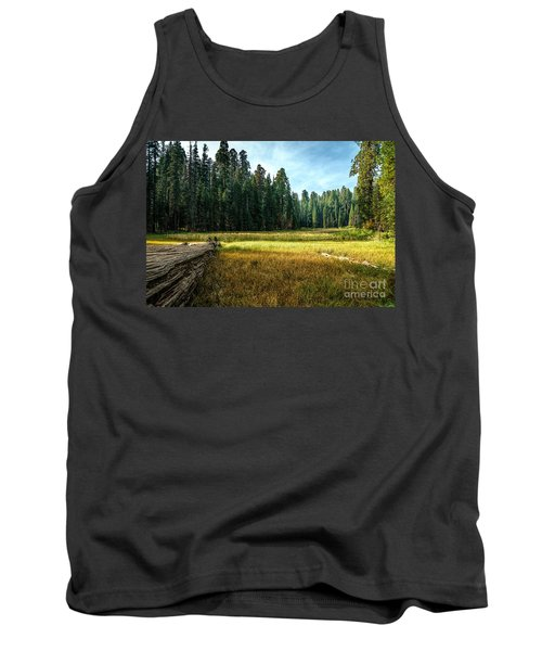 Crescent Meadows Sequoia Np Tank Top