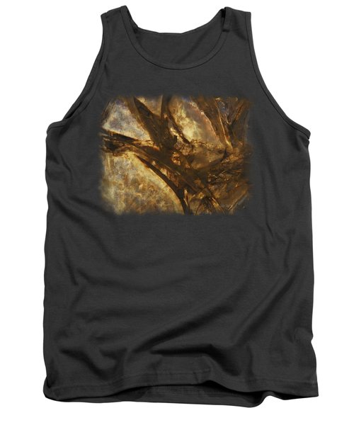 Crevasses Tank Top by Sami Tiainen