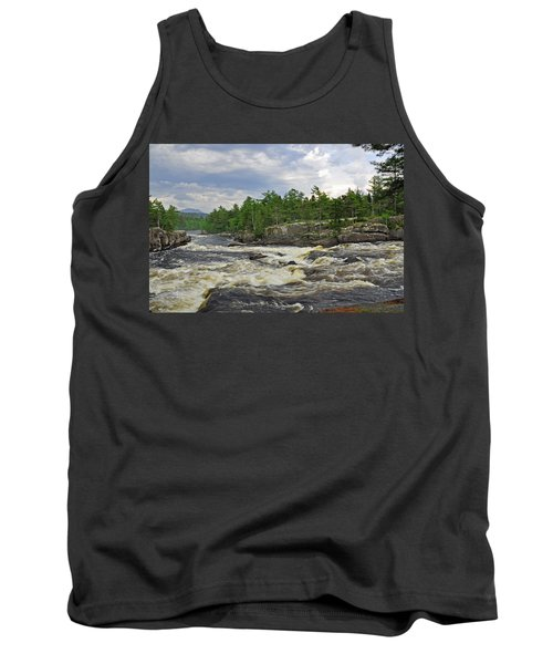 Crib Works 2 Tank Top
