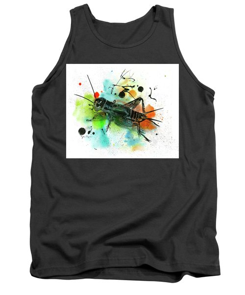 Cricket Tank Top