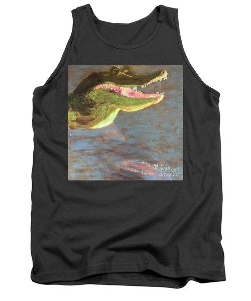 Crocodile Tank Top
