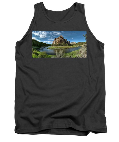 Crooked River And Smith Rock Tank Top