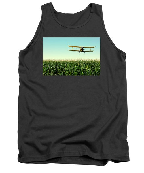 Crops Dusted Tank Top