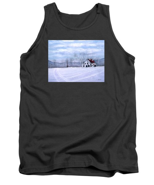 Cross Country Tank Top