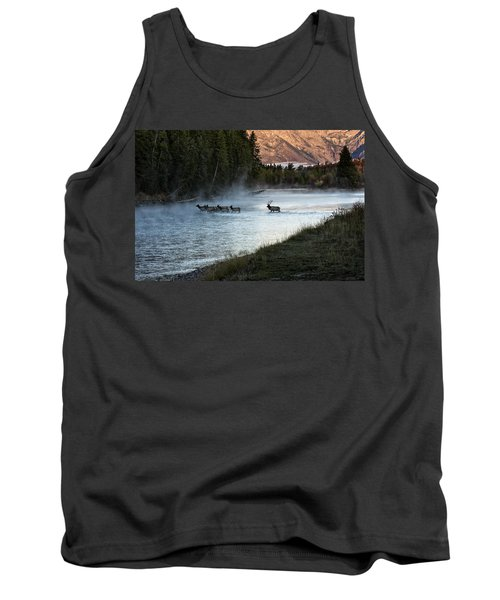 Crossing The River Tank Top