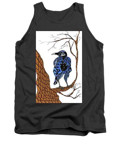 Crow Tank Top
