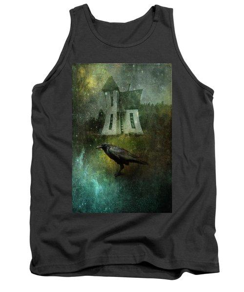Crow House Tank Top