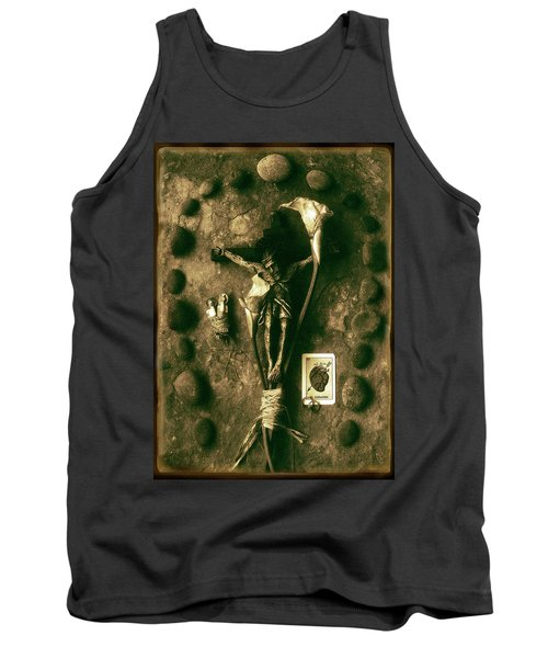 Crucifix, The Loss Tank Top
