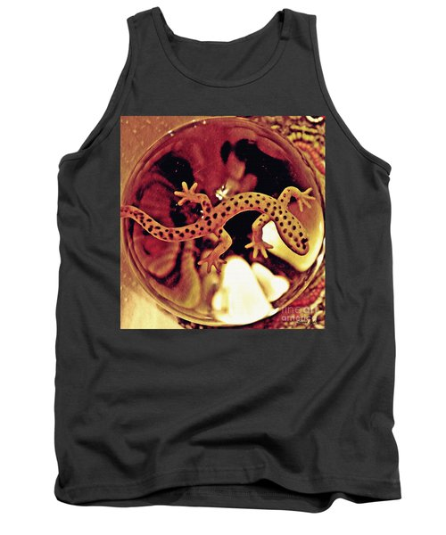 Crystal Ball Project 28 Tank Top