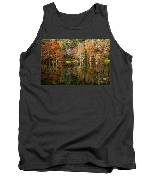 Tank Top featuring the photograph Crystal Clear by Iris Greenwell