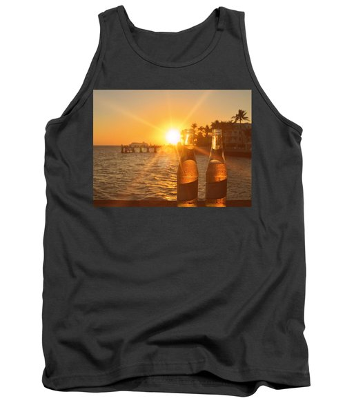 Crystal Clear Tank Top by JAMART Photography