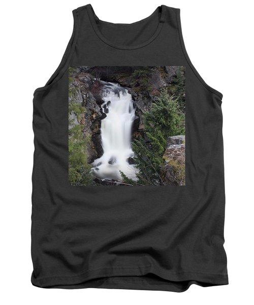 Crystal Falls , Wa Tank Top