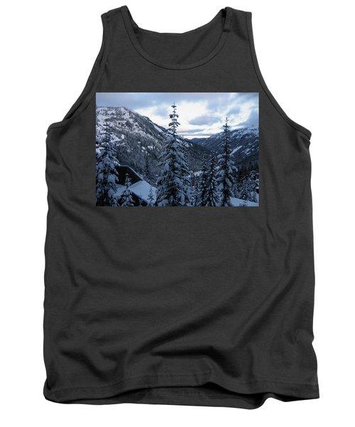 Crystal Mountain Dawn Tank Top