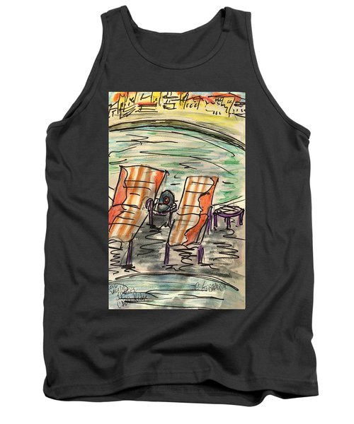 Lounge Chairs Tank Top