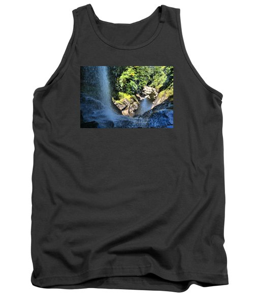 Cullasaja Falls Lookout Tank Top