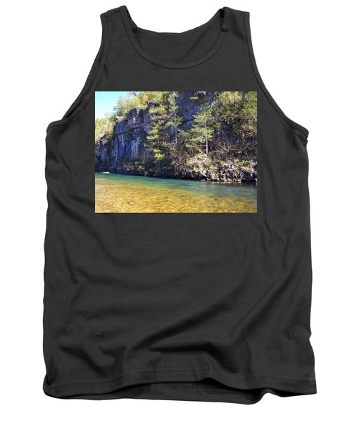 Current River 7 Tank Top by Marty Koch