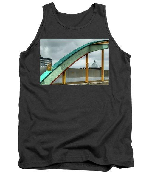 Curving Bridge Tank Top