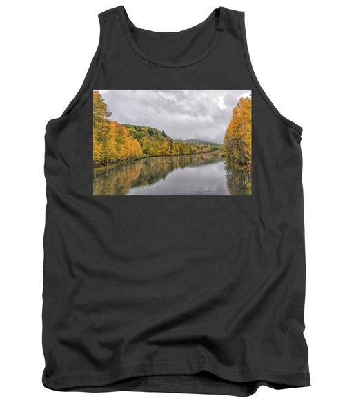 Cushman Lake  Tank Top